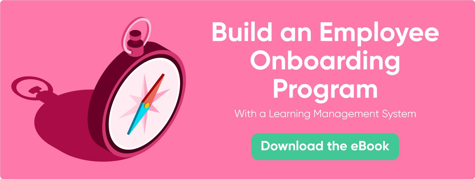 eBook: Build an Employee Onboarding Program