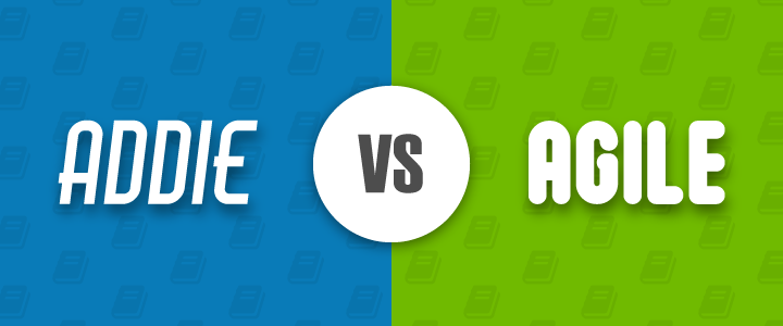 Agile or ADDIE for eLearning production