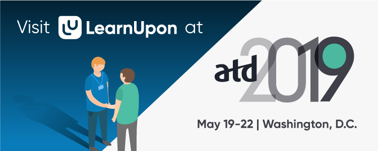 ATD 2019 Conference LearnUpon