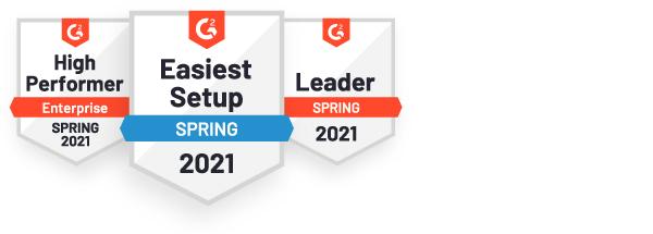 G2 2021 Leaders