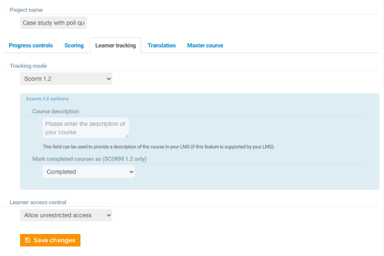 Elucidat-learner-tracking