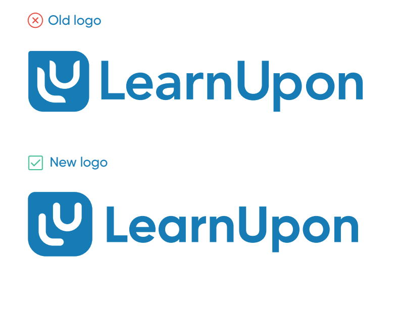 A New Look for LearnUpon