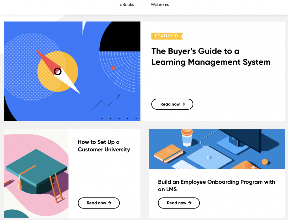 LearnUpon Resource Hub