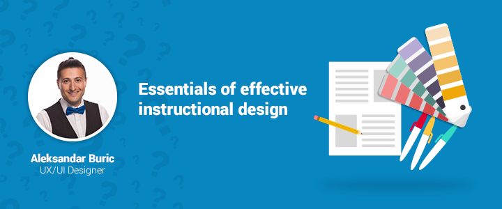 Learn the essentials of effective instructional design