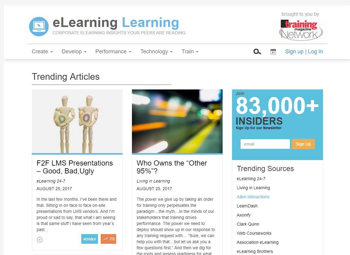 best elearning websites