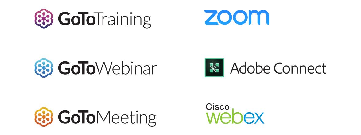 webinar integration options learnupon