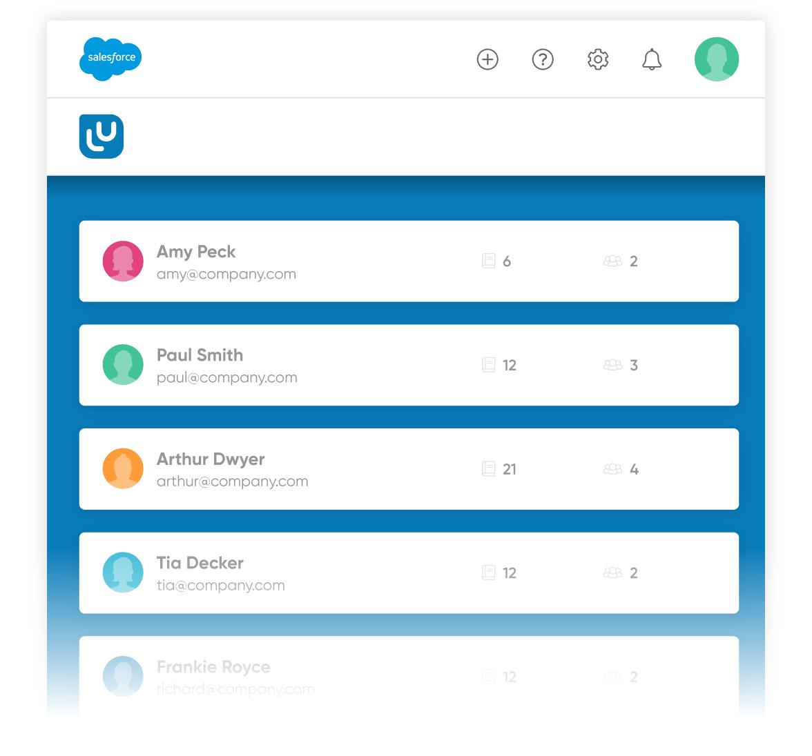 Salesforce LMS Integration | LearnUpon LMS